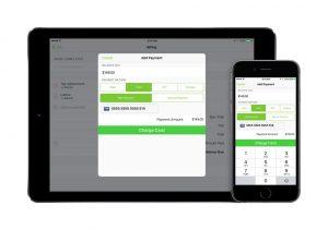 Servicem8 accept payment